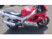 Yamaha YZF 600 Thundercat NOW SOLD!!