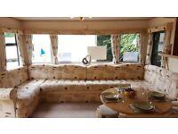 Baragain static caravan for sale, 6 berth, woodland park, pet friendly, facilties