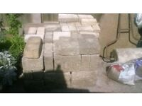 Selection of Concrete Bricks