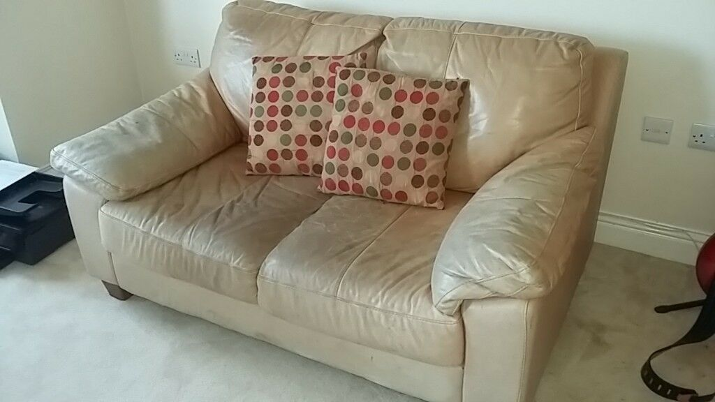 Double Seater Leather For Sale.