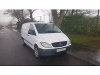 MERCEDES VITO DIESEL !!! VERY GOOD RUNNER !!! MOT TILL JANUARY NEXT YEAR!!