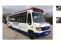 1998 S Mercedes 814d Automatic Bus Mini Coach campervan motorhome L@@K