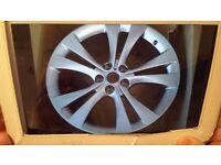 Vauxhall insignia vxr 20 inch alloy wheel brand new