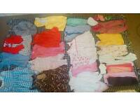 Baby girl clothes bundle 6-12 months