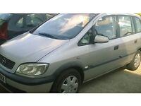 Opel Zafira 2001 2.0 dti.
