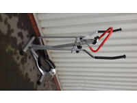 Magnetic cross trainer Vfit MTE3