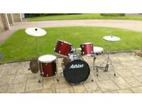 Drum kit drum set