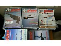 Airplane Magazine Collection All 216 Issues