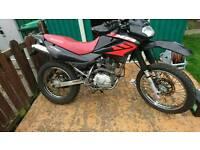 Honda xr125 125cc