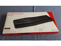 Microsoft Sculpt Comfort Wireless Keyboard - as new