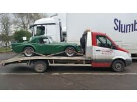 CAR RECOVERY, TRANSPORT AND DELIVERY SERVICE. BIRMINGHAM, NATIONWIDE
