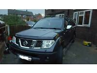 Nissan Navara Adventura swap for transit