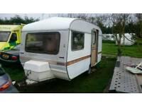 Vintage Caravan 2 Berth