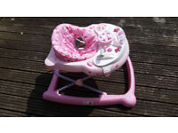 Graco baby walker - excellent condition