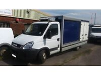 IVECO DAILY 35S11 REFRIDGERATED DELIVERY VAN (2011)