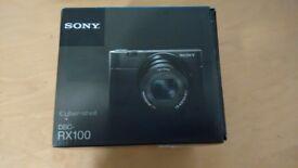 Sony DSC-RX100 New