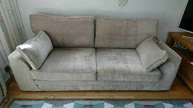 Sofa 3 seater SCS, as new