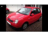 Volkswagen lupo not polo cheap