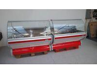 £1500+VAT Serve Over Counter Display Fridges Meat Chiller308cm(10.1feet) IDP2101