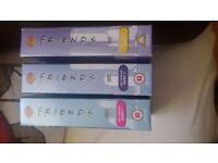 Friends Series 1, 2 & 3