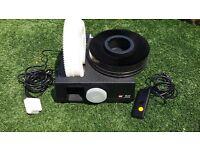 GAF 502 autofocus slide projector