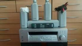 Sony str stereo amplifier