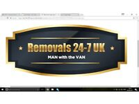 Man with the Van Chippenham-Free Removals Quotes-Small & Big Jobs Welcome-House & Offices Moves