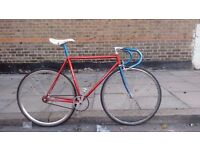 lightweight Columbus Single speed Track bike For sale