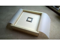 For sale: Premium quality Pro Wedding Album with easy-set display pages.