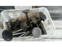 Bmw 2004 318,2 litre complete set of c/head valves.springs.etc in vgc