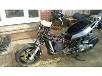Gilera Runner ST125 for parts or repair