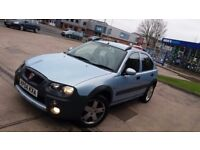 Rover streetwise 1.4 04reg immaculate condition mot til may hpi clear