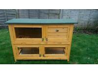 As New Rabbit hutch