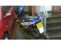 Tgb 50cc scooter (unrestricted) £150 ono