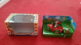 Noddy CORGI toy car. Boxed.