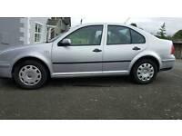 2004 VW BORA TDI PD. 2002 GOLF TDI PD S, 12 MONTH MOT