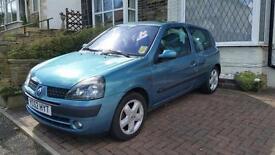 Renault Clio 1.2L