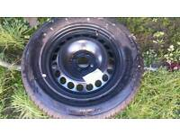 Corsa Spare wheel and tyre Brand New 185/65/15
