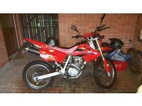 125cc honda lifan road bike for sale