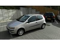 Fiat Punto 1.1L Petrol 66k Long MOT