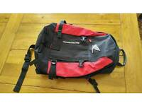 Honda genuine motorbike back pack