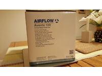 airflow aventa 100 in line mixed flow fan