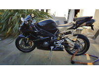 2007 TRIUMPH DAYTONA 675 Black, Great Condition. Sell Swap or P/X