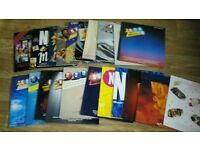 21 x now thats what i call music vinyl LP's nos 1,2 .3.4,5.6.7.8.9.10,11,12,13,14,15,16,17,18,20,22