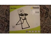 baby feed chair