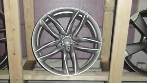 "4 MAGS 20"" AUDI 5-112"