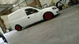 Vauxhall 4x100 16'' wheels and tyres