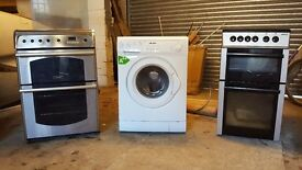 Cookers and washing machine