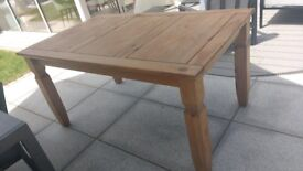 Solid Pine table 5ft x 3ft