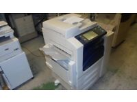 XEROX WORKCENTRE 7535i COLOUR PHOTOCOPIER AND FINISHER, EXPORT MACHINE